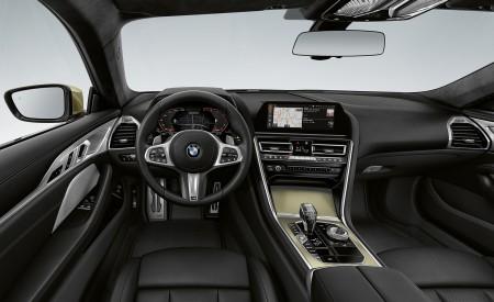 2020 BMW 8 Series Golden Thunder Edition Interior Cockpit Wallpapers 450x275 (6)