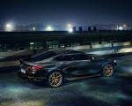 2020 BMW 8 Series Golden Thunder Edition Rear Three-Quarter Wallpapers 150x120 (2)