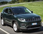 2020 Jeep Compass (Euro-Spec) Front Three-Quarter Wallpapers 150x120 (3)