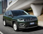 2020 Jeep Compass (Euro-Spec) Front Three-Quarter Wallpapers 150x120 (2)