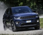 2020 Jeep Compass (Euro-Spec) Front Wallpapers 150x120 (4)