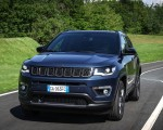 2020 Jeep Compass (Euro-Spec) Front Wallpapers 150x120 (1)