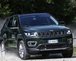 2020 Jeep Compass (Euro-Spec) Front Wallpapers 150x120 (8)