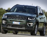 2020 Jeep Compass (Euro-Spec) Front Wallpapers 150x120 (9)