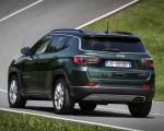 2020 Jeep Compass (Euro-Spec) Rear Three-Quarter Wallpapers 150x120 (5)