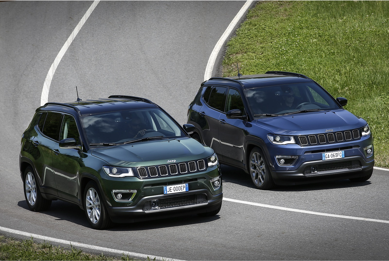 2020 Jeep Compass (Euro-Spec) Wallpapers (7)