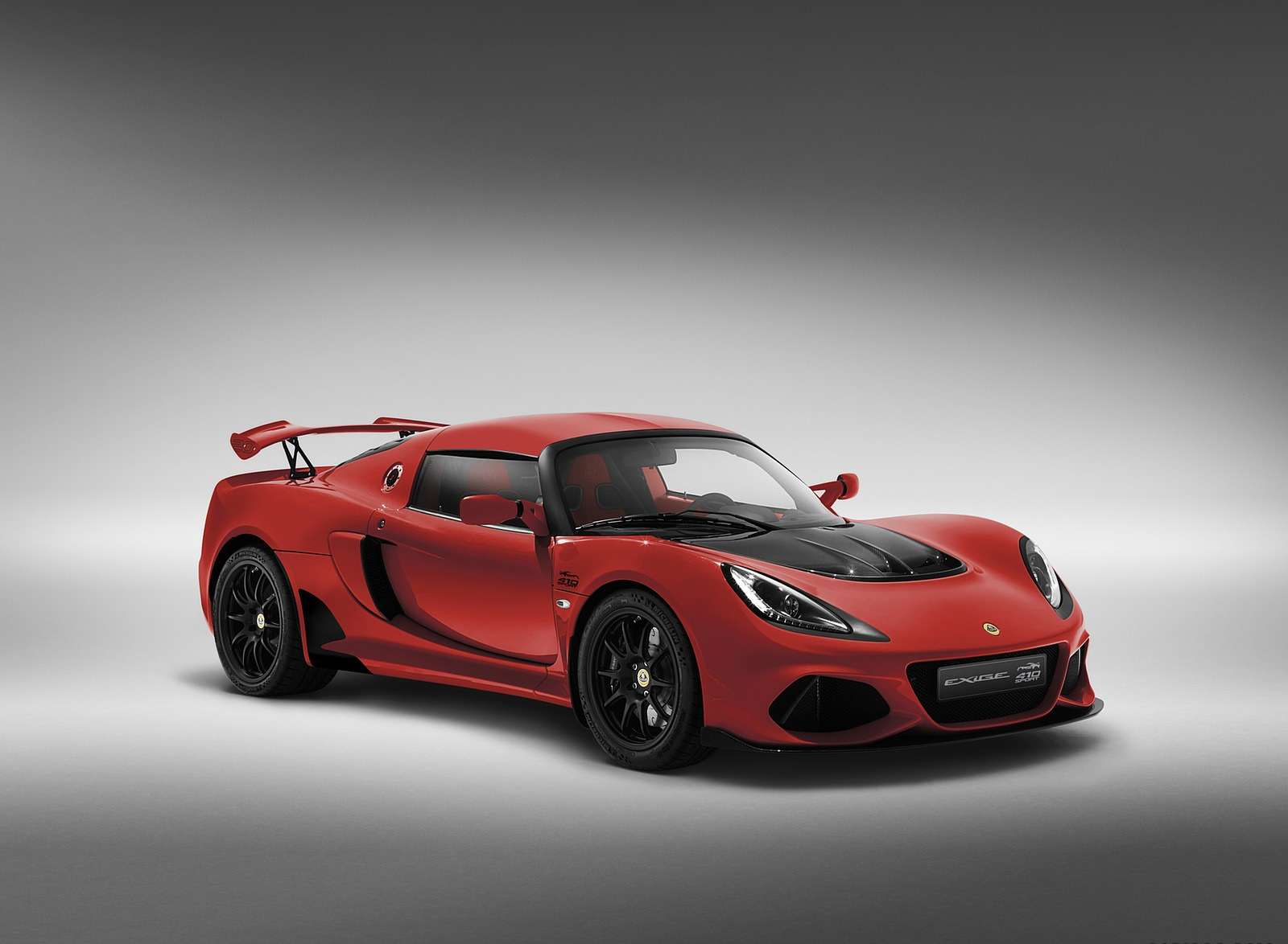 2020 Lotus Exige Sport 410 20th Anniversary (Color: Calypso Red) Front Three-Quarter Wallpapers (4)
