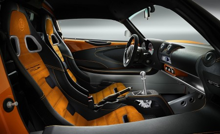 2020 Lotus Exige Sport 410 20th Anniversary (Color: Chrome Orange) Interior Wallpapers 450x275 (11)