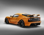 2020 Lotus Exige Sport 410 20th Anniversary (Color: Chrome Orange) Rear Three-Quarter Wallpapers 150x120 (9)