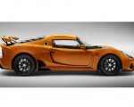 2020 Lotus Exige Sport 410 20th Anniversary (Color: Chrome Orange) Side Wallpapers 150x120 (10)