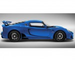 2020 Lotus Exige Sport 410 20th Anniversary (Color: Laser Blue) Side Wallpapers 150x120 (14)