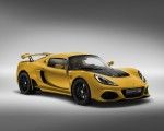 2020 Lotus Exige Sport 410 20th Anniversary (Color: Saffron Yellow) Front Three-Quarter Wallpapers 150x120 (1)