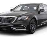 2020 Mercedes-Maybach S 650 Night Edition Wallpapers HD