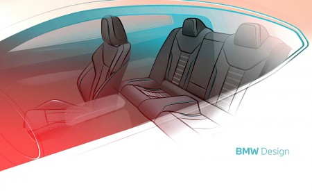 2021 BMW 4 Series Coupe Design Sketch Wallpapers 450x275 (75)