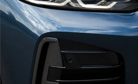 2021 BMW 4 Series Coupe M Carbon Exterior Package Front Bumper Wallpapers 450x275 (41)