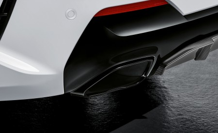 2021 BMW 4 Series Coupe M Performance Parts Exhaust Wallpapers 450x275 (58)