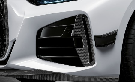 2021 BMW 4 Series Coupe M Performance Parts Front Bumper Wallpapers 450x275 (56)