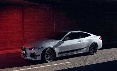 2021 BMW 4 Series Coupe M Performance Parts Front Three-Quarter Wallpapers 450x275 (49)