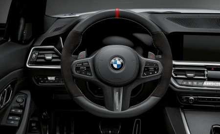 2021 BMW 4 Series Coupe M Performance Parts Interior Cockpit Wallpapers 450x275 (59)