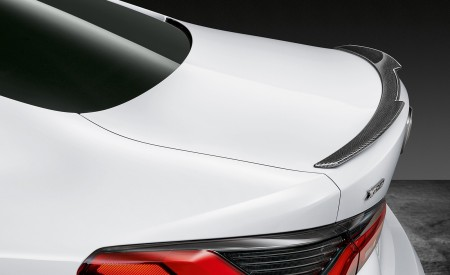 2021 BMW 4 Series Coupe M Performance Parts Spoiler Wallpapers 450x275 (54)