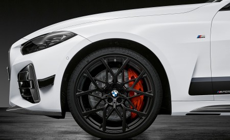 2021 BMW 4 Series Coupe M Performance Parts Wheel Wallpapers 450x275 (52)