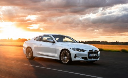 2021 BMW 4 Series Coupe Wallpapers & HD Images