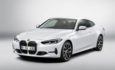 2021 BMW 430i Coupe Front Three-Quarter Wallpapers 450x275 (15)