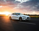 2021 BMW 430i Coupe Front Three-Quarter Wallpapers 150x120 (2)