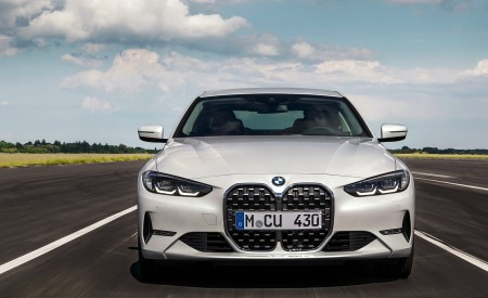 2021 BMW 430i Coupe Front Wallpapers 450x275 (6)
