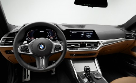 2021 BMW 430i Coupe Interior Cockpit Wallpapers 450x275 (25)