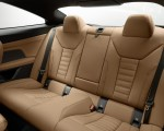 2021 BMW 430i Coupe Interior Rear Seats Wallpapers 150x120 (33)