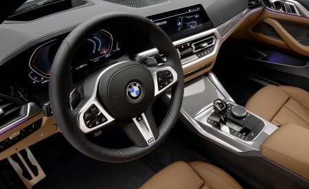 2021 BMW 430i Coupe Interior Wallpapers 450x275 (24)