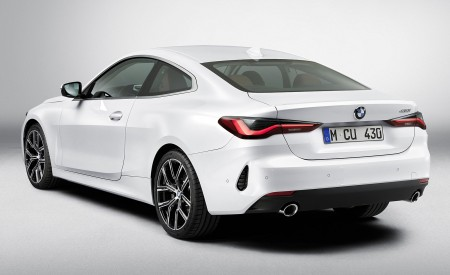 2021 BMW 430i Coupe Rear Three-Quarter Wallpapers 450x275 (17)