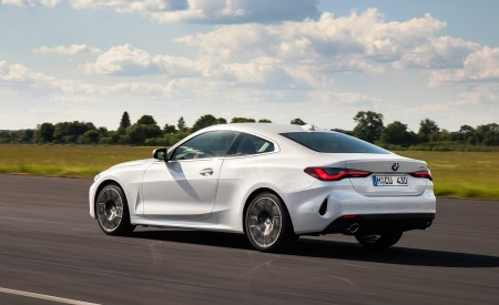 2021 BMW 430i Coupe Rear Three-Quarter Wallpapers 450x275 (9)