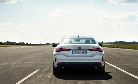2021 BMW 430i Coupe Rear Wallpapers 450x275 (10)