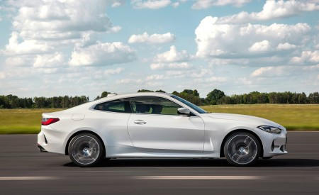 2021 BMW 430i Coupe Side Wallpapers 450x275 (11)
