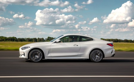 2021 BMW 430i Coupe Side Wallpapers 450x275 (12)