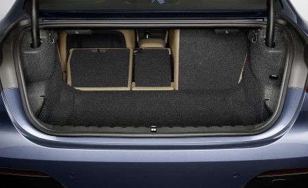 2021 BMW 430i Coupe Trunk Wallpapers 450x275 (38)