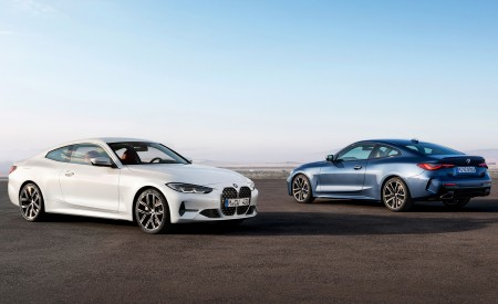 2021 BMW 430i Coupe Wallpapers 450x275 (13)