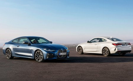 2021 BMW 430i Coupe Wallpapers 450x275 (14)