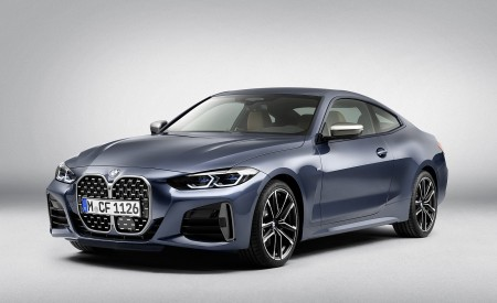 2021 BMW M440i xDrive Coupe Front Three-Quarter Wallpapers 450x275 (66)