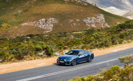2021 BMW M440i xDrive Coupe Front Three-Quarter Wallpapers 450x275 (14)