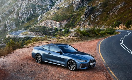 2021 BMW M440i xDrive Coupe Front Three-Quarter Wallpapers 450x275 (29)