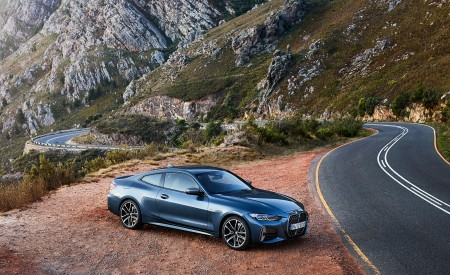2021 BMW M440i xDrive Coupe Front Three-Quarter Wallpapers 450x275 (48)