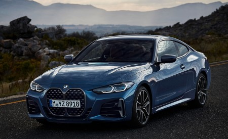 2021 BMW M440i xDrive Coupe Front Three-Quarter Wallpapers 450x275 (39)