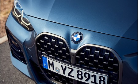 2021 BMW M440i xDrive Coupe Grill Wallpapers 450x275 (63)