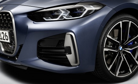 2021 BMW M440i xDrive Coupe Headlight Wallpapers 450x275 (79)