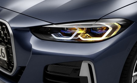 2021 BMW M440i xDrive Coupe Headlight Wallpapers 450x275 (78)
