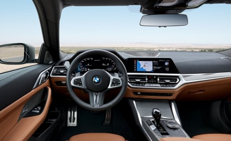 2021 BMW M440i xDrive Coupe Interior Cockpit Wallpapers 450x275 (65)