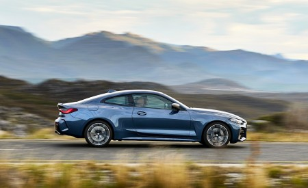 2021 BMW M440i xDrive Coupe Side Wallpapers 450x275 (21)